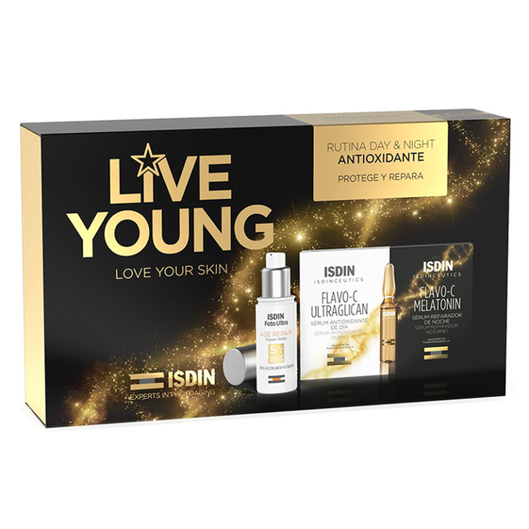 ISDIN PACK LIVE YOUNG