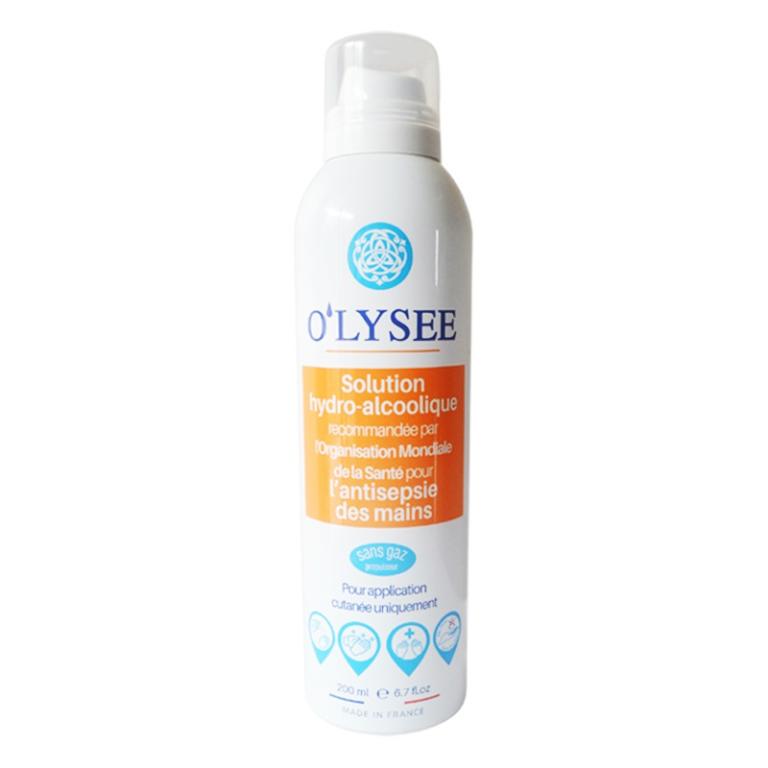 OLYSEE SPRAY HYGIENE MAINS 100ML