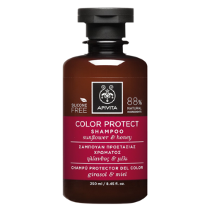 APIVITA SHAMPOOING PROTECTION COULEUR 250ML