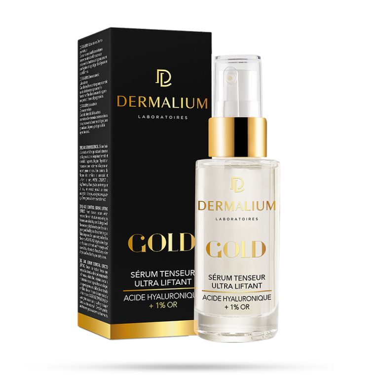 DERMALIUM GOLD SERUM TENSEUR ULTRA LIFTANT 30ml